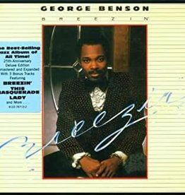 Used CD George Benson- Breezin