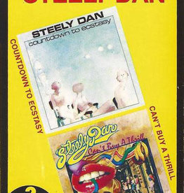 Used Cassettes Steely Dan- Countdown To Ecstasy/ Can't Buy A Thrill