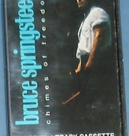 Used Cassettes Bruce Springsteen- Chimes Of Freedom