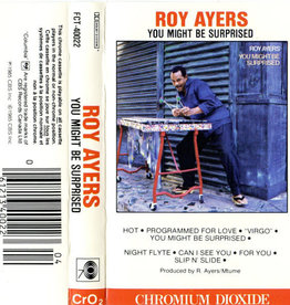 Used Cassettes Roy Ayers- You Might Be Surprised