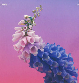 Used Vinyl Flume- Skin (Purple Marbled)(U.K)