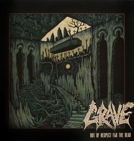 Used Vinyl Grave- Out Of Respect For The Dead