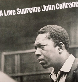 Used Vinyl John Coltrane- A Love Supreme (2015 Reissue)