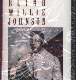 Used Cassettes Blind Willie Johnson- The Complete Blind Willie Johnson