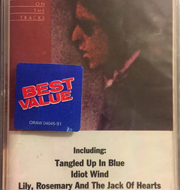 Used Cassettes Bob Dylan- Blood On The Tracks