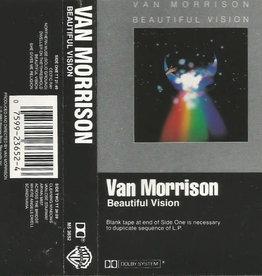 Used Cassettes Van Morrison- Beautiful Vision