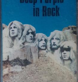 Used Cassettes Deep Purple- In Rock