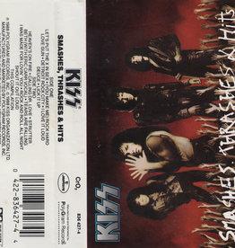 Used Cassettes Kiss- Smashes, Thrashes, & Hits