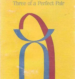 Used Cassette King Crimson- Three Of A Perfect Pair
