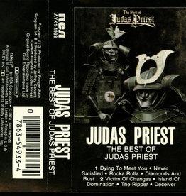 Used Cassette Judas Priest- The Best Judas Priest