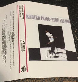 Used Cassette Richard Pryor- Here And Now