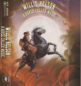 Used Cassette Willie Nelson- A Horse Called Music