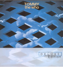 Used CD The Who- Tommy (Deluxe Edition)(SACD)
