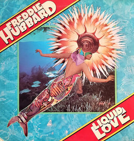 Used Vinyl Freddie Hubbard- Liquid Love