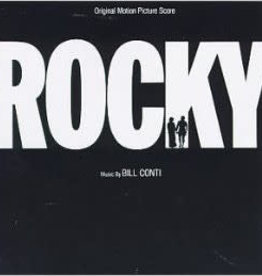 Used Vinyl Rocky Soundtrack