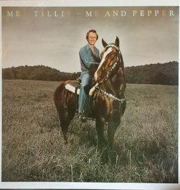 Used Vinyl Mel Tillis- Me And Pepper