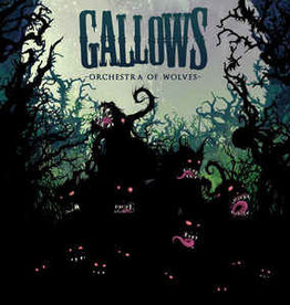Used CD Gallows- Orchestra of Wolves