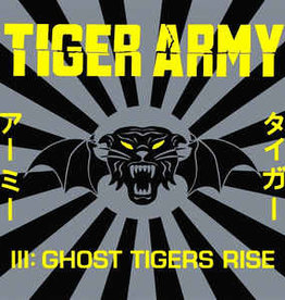 Used CD Tiger Army- III: Ghost Tigers Rise
