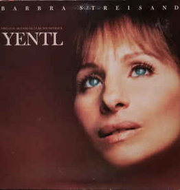 Used Vinyl Barbara Streisand- Yentil (Sealed)