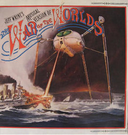 Used Vinyl Jeff Wayne- The War of the Worlds (Dutch)