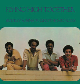Used Vinyl Smokey Robinson & The Miracles- Flying High Together