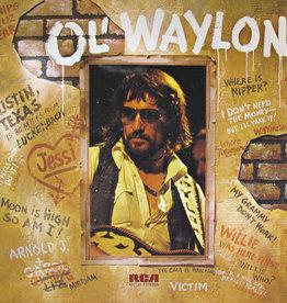 Used Vinyl Waylon Jennings- Ol' Waylon