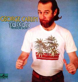 Used Vinyl George Carlin- Toledo Window Box