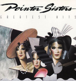 Used CD Pointer Sisters- Greatest Hits
