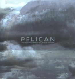 Used CD Pelican- The Fire In Our Throats Will Beckon The Thaw