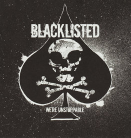 Used CD Blacklisted- We're Unstoppable