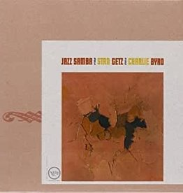 Used CD Stan Getz & Charlie Byrd- Jazz Samba