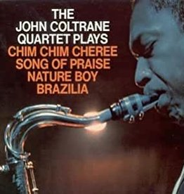 Used CD John Coltrane- The John Coltrane Quartet Plays