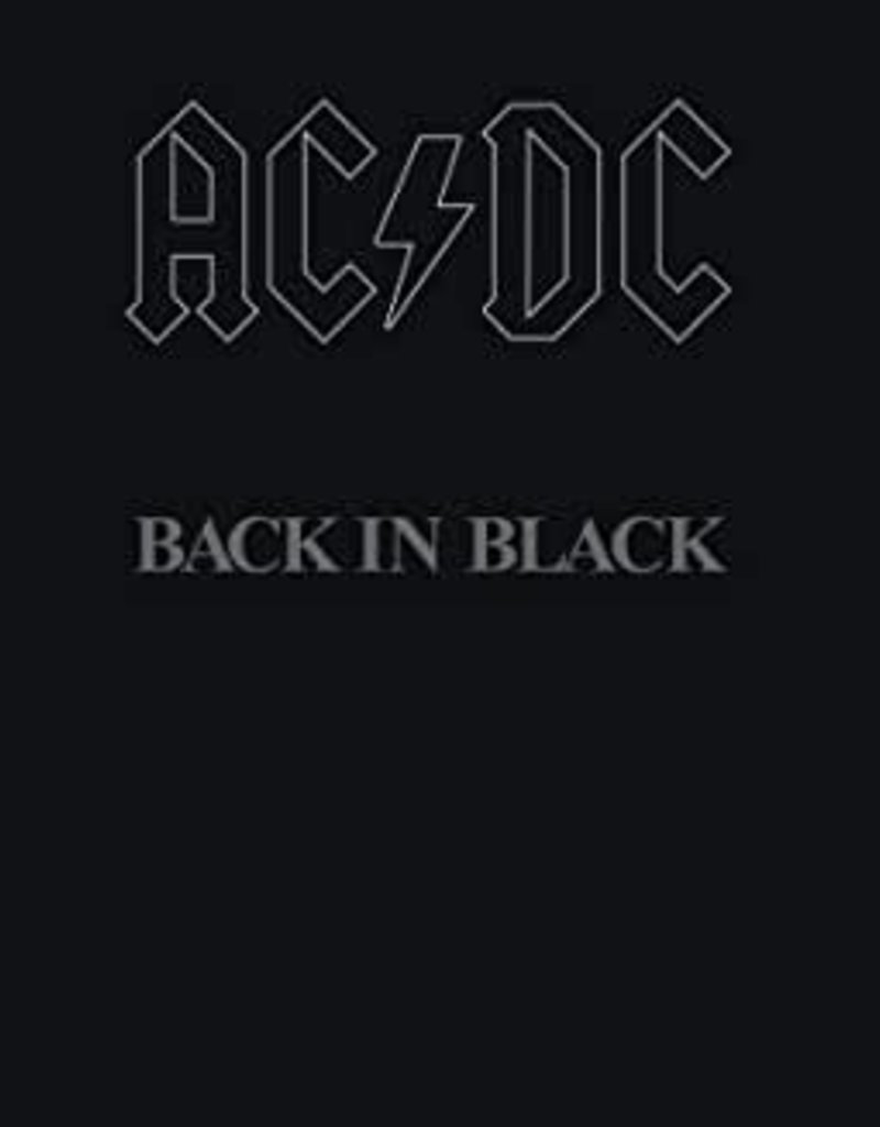 Used CD AC/DC- Back In Black