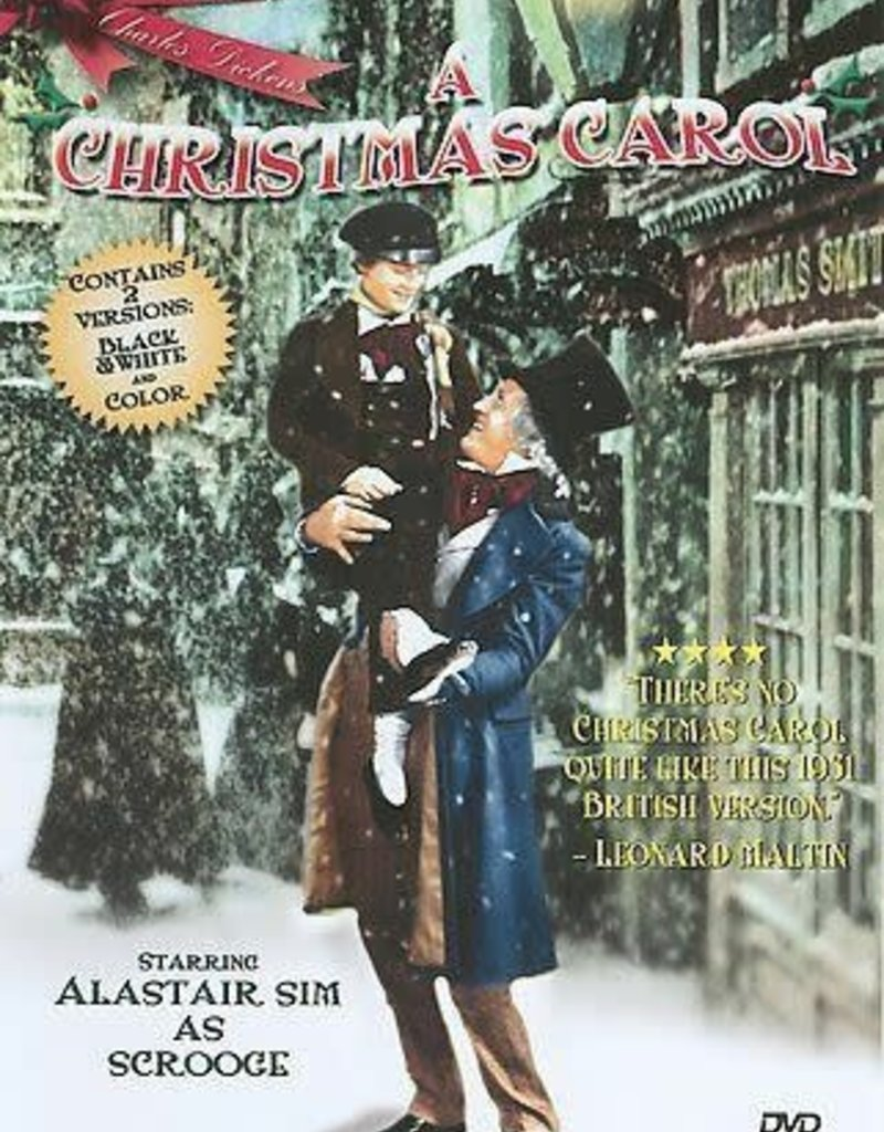 Used DVD A Christmas Carol