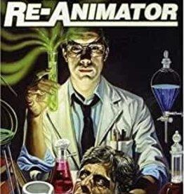 Used DVD Re-Animator