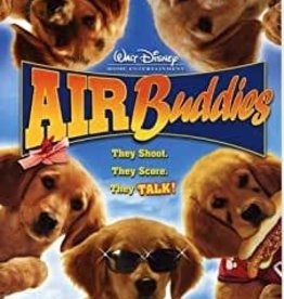 Used DVD Air Buddies