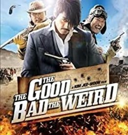 Used DVD The Good, The Bad, And The Weird