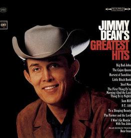 Used Vinyl Jimmy Dean- Greatest Hits (Inner Sleeve Still Sealed)
