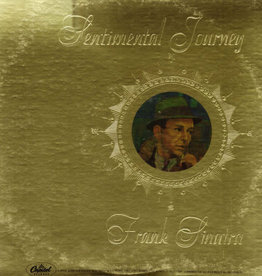 Used Vinyl Frank Sinatra- Sentimental Journey