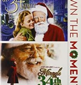 Used DVD Miracle On 34th Street (1947 & 1994)
