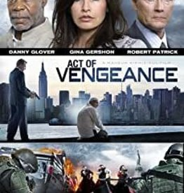 Used DVD Act If Vengeance
