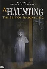 Used DVD A Haunting: The Best Of Seasons 1 & 2