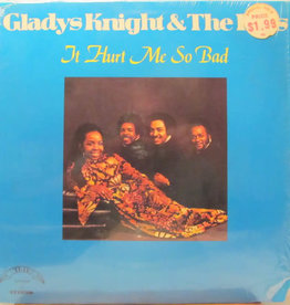 Used Vinyl Gladys Knight & The Pips- It Hurt Me So Bad