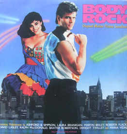 Used Vinyl Body Rock Soundtrack