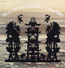 Used Vinyl Inredible String Band- Relics Of The Incredible String Band
