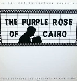 Used Vinyl Purple Rose Of Cairo Soundtrack