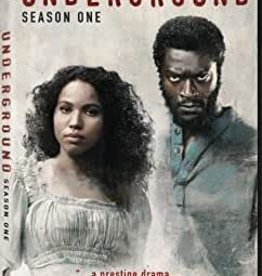 Used DVD Underground Season One