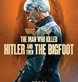 Used DVD Man Who Killed Hitler And Then Bigfoot