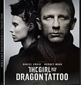 Used DVD The Girl With The Dragon Tattoo