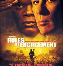 Used DVD Rules of Engagement